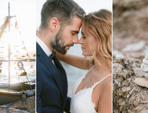 Wedding in Island Trizonia
