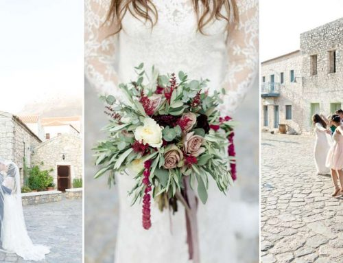 Wedding in Mani Greece